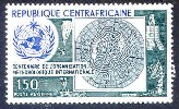 Central African Republic stamp 01